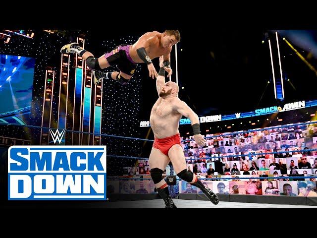 Shorty G. vs. Lars Sullivan: SmackDown, Oct. 23, 2020