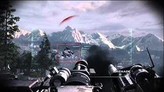 Call of Duty: Modern Warfare 3 - UGV Assault Drone Scene - HD Gameplay