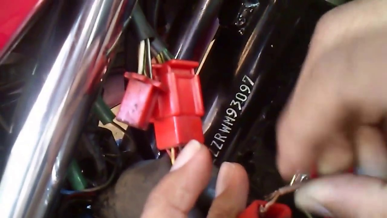 Bike Lost Key Solution Youtube Kawasaki 250 4 Wheeler 2007 Wiring Diagram