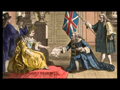 22nd July 1706: Terms of the Acts of Union 1707 agreed