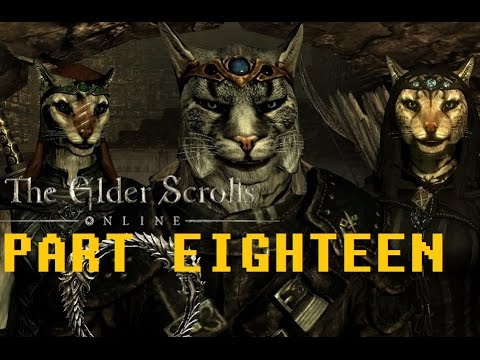 The Elder Scrolls Online: Tamriel Unlimited (PART 18) [A Place to Farm EXP]
