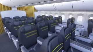 Scoot 787 Interior cabin Sneak Peak