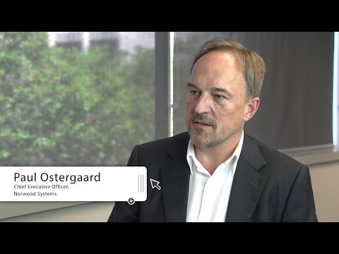 Norwood Systems - Paul Ostergaard, CEO  - TechKnow Conference 22nd October Sydney