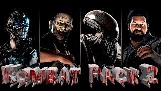 Mortal Kombat XL | Смотр бойцов из Kombat Pack 2 | Дождались