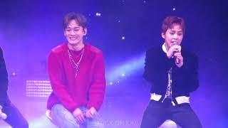181220 0xFESTA with EXO EXO - Wait