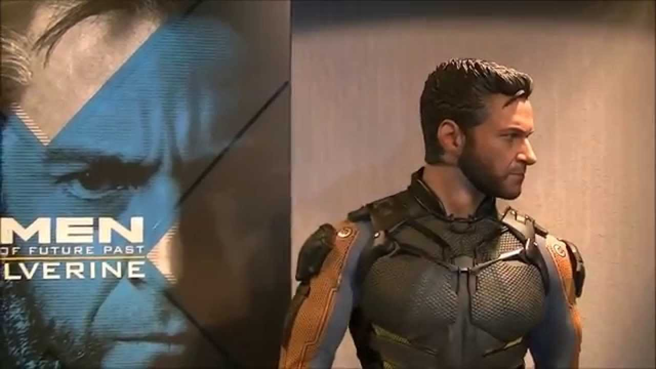 Hot Toys Wolverine Day...