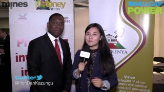 Hon. Dan Kazungu on the Benefits of Investing in Kenya's Mining Sector