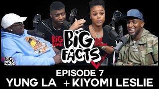 Big Facts E7: Yung LA on New Music, Relationship w/ TI, Alley Boy, Duct Tape Tattoo + Kiyomi Leslie