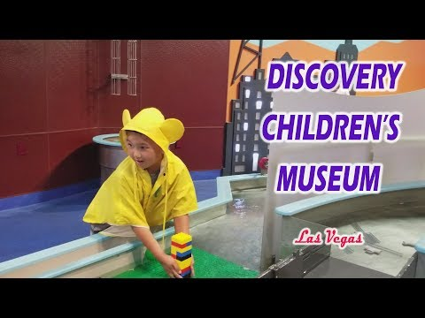 Discovery Children's Museum in Las Vegas
