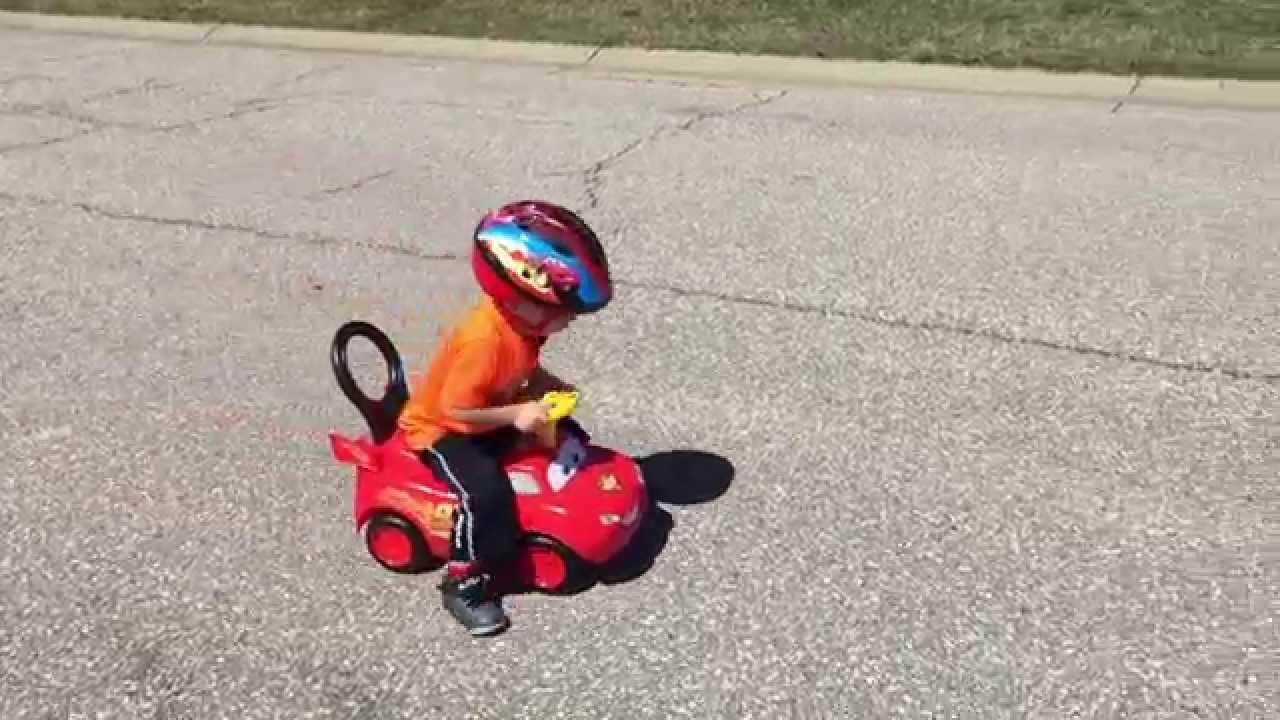 cars movie ride on lightning mcqueen cars toy disney
