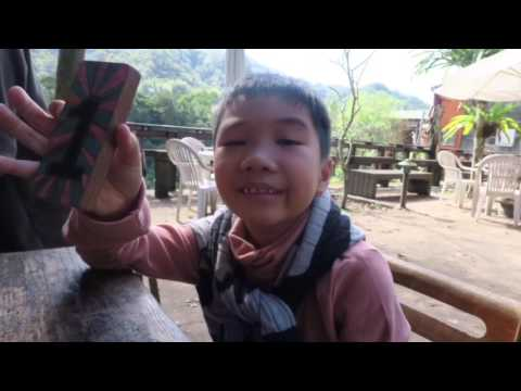 Travel in Taiwan EP5 (Go with Adam by train to Pingxi Line and end with Chun Shui Tang)