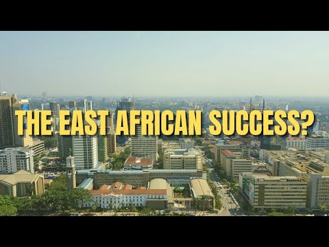 Why Kenya's Economy Is So Successful (Kenya Economy 2020)