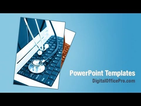 health informatics powerpoint template  Medical Technology PowerPoint Template Backgrounds ...