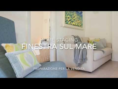 HOME STAGING | UNA FINESTRA SUL MARE | VENDITA