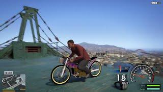 GTA 5 - Lấy xe Xipo Drag đi leo lên dây cầu và đua xe sân bay | ND Gaming