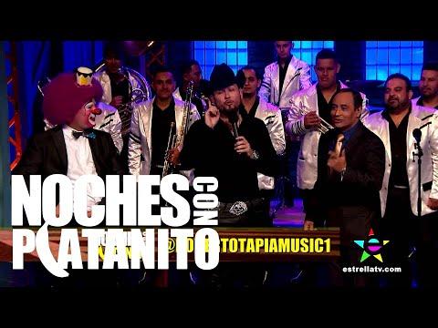 """Noches Con Platanito - Roberto Tapia """"Mi Nina"""" - EstrellaVideos Exclusivos"""