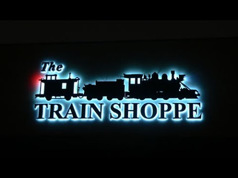 The Train Shoppe - hobby shop with a twist