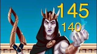 Gods of Olympus / Hades Daily Challenge / Lv 140-145 Video