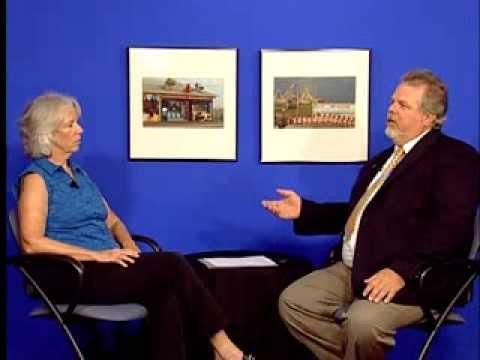 Hudson Valley Art Speak: Lonna Kelly interviews Brian Kelly