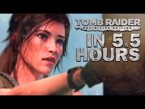 Tomb Raider: Definitive Edition | Campaña en 5.5 Horas | Español - English