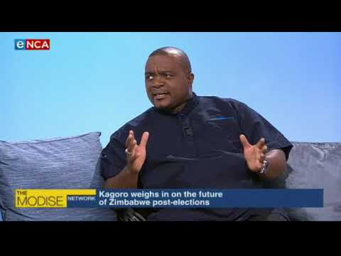 Kagoro weighs in on the future of Zimbabwe post-elections. Part 3