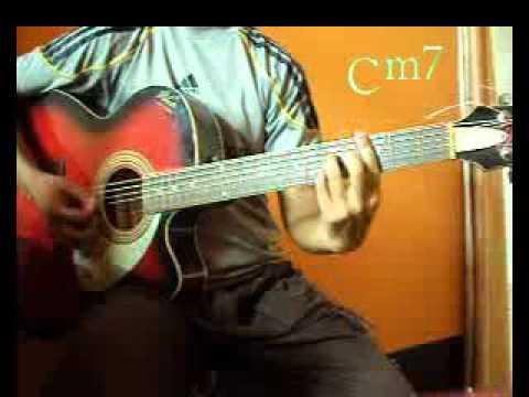 Rumal guitar chords part 1 - YouTube
