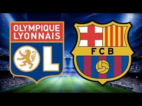Lyon vs Barcelona, Champions League 2019, Round of 16 Stage Match