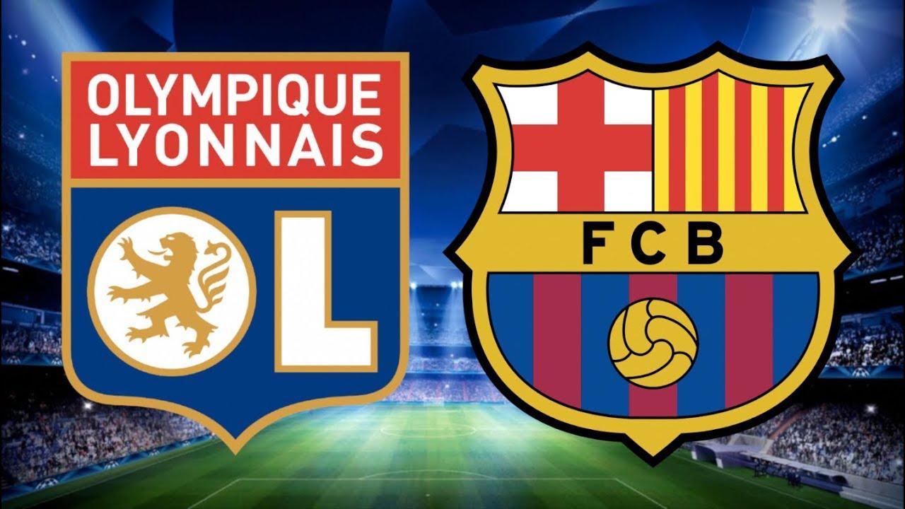 Lyon Vs Barcelona, Champions League 2019, Round Of 16