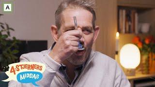 4-stjerners Middag | Lothepus spiser en skje med kanel | TVNorge