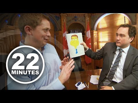 D'oh Canada | Simpsons Trivia with Andrew Scheer | 22 Minutes