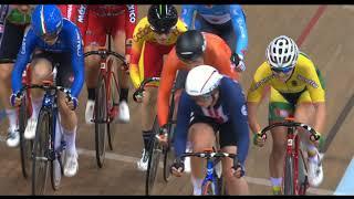 Video UCI Track World Cup Minsk - Women's Omnium III Elimination Race download MP3, 3GP, MP4, WEBM, AVI, FLV Mei 2018