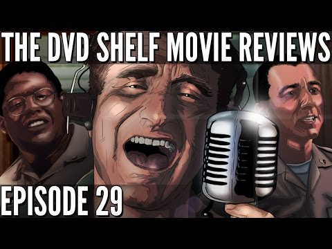 GOOD MORNING VIETNAM | The DVD Shelf Movie Reviews