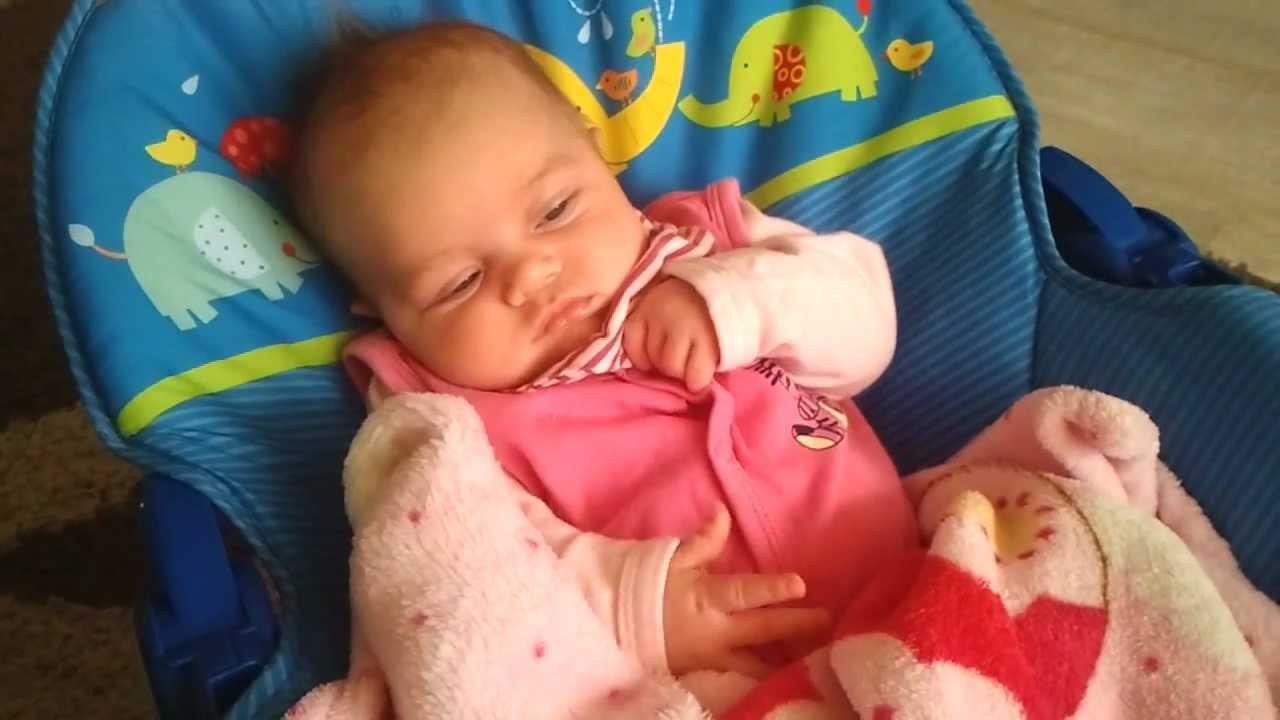 Baby 6 Wochen Beschäftigen