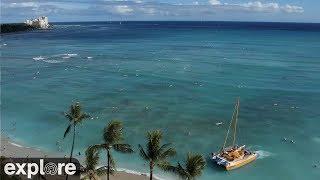 Waikiki Beach Meditation powered by EXPLORE.org thumbnail
