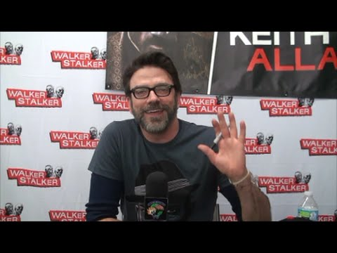 Keith Allan of Z Nation Interview at Walker Stalker Con
