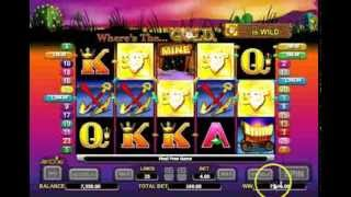 Video Wheres the Gold Online Pokies Slot Machine - Free Play Game Here download MP3, 3GP, MP4, WEBM, AVI, FLV Juli 2018