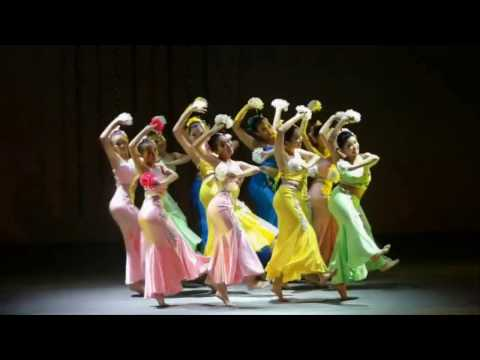 Chinese Cultural Dance of Dai Zu by Gala Classical Dance