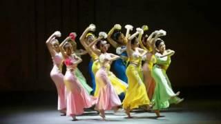 Chinese Cultural Dance of Dai Zu by Gala Classical Dance