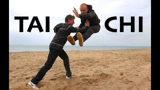 MMA vs Tai Chi - 3 Dangerous FIGHT MOVES to Win any STREET FIGHT!