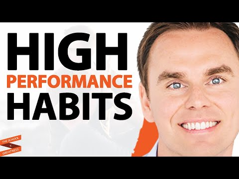Brendon Burchard: High Performance Habits with Lewis Howes Mp3