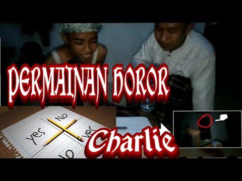 Permainan Horor Charlie Charlie Seram