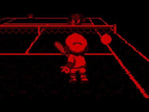 Mario's Tennis and Mario Clash (Virtual Boy) - Commercials collection
