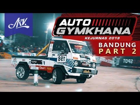 Auto Gymkhana Kejurnas Slalom 2019 PART 2 - Arcamanik, Bandung | ARVwerks©