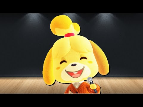 Isabelle Singing Various Pieces Of Music