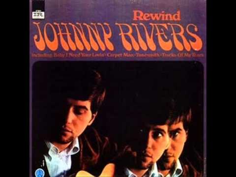 Johnny Rivers  The Tracks Of My Tears