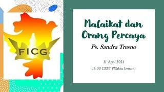 Kebaktian Minggu 11.04.2021
