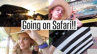 VLOG: Going on a Disney Safari!!