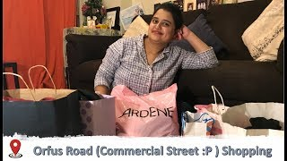 Commercial street/ Sarojini Nagar of Canada   Shopping haul   Orfus Road   Amullya Vlogs