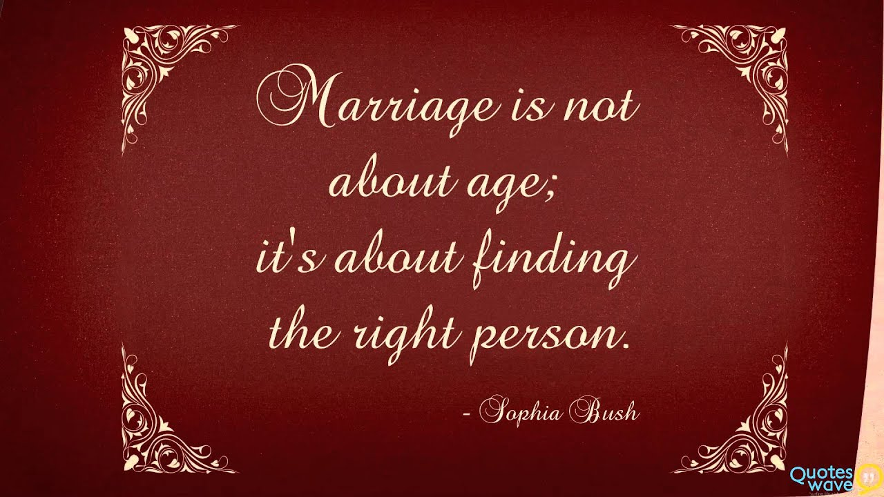 14 Best Marriage Quotes - YouTube