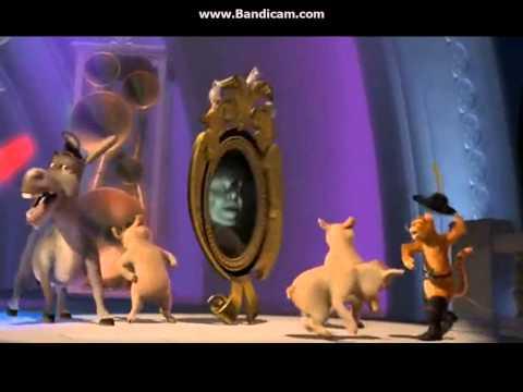 Shrek 2 Livin' La Vida Loca - Song (On Croatian)